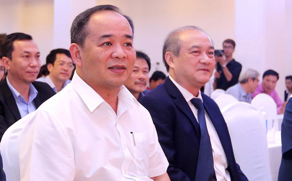 Chờ đề án tranh cử chủ tịch VFF của ông Lê Khánh Hải - Ảnh 1.