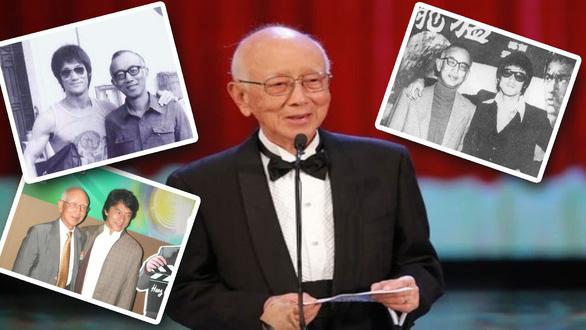 Người phát hiện Lý Tiểu Long, đặt tên Jackie Chan cho Thành Long… qua đời - Ảnh 1.