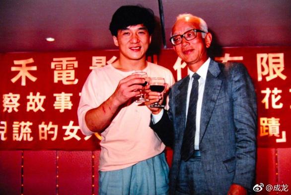 Người phát hiện Lý Tiểu Long, đặt tên Jackie Chan cho Thành Long… qua đời - Ảnh 4.