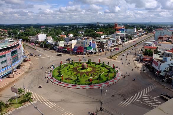 Đồng Xoài chính thức lên thành phố thuộc tỉnh Bình Phước - Ảnh 1.
