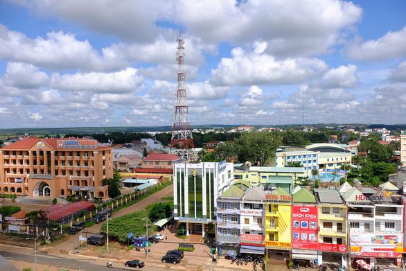 Đồng Xoài chính thức lên thành phố thuộc tỉnh Bình Phước - Ảnh 2.