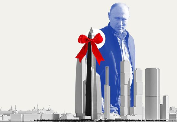 Tập đoàn Trump tặng căn penthouse 50 triệu USD cho ông Putin? - Ảnh 2.