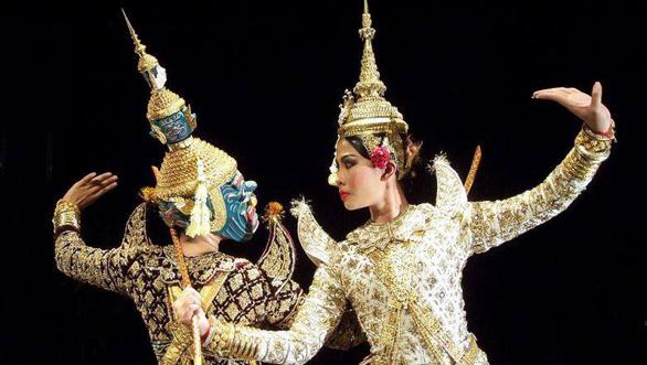 Vũ kịch mặt nạ được UNESCO vinh danh: Kẻ vui, người buồn - Ảnh 1.