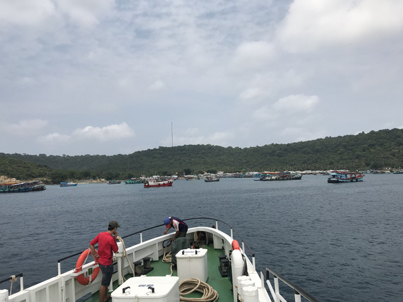 Không bút mực nào tả xiết vẻ đẹp của quần đảo Thổ Chu - Ảnh 1.