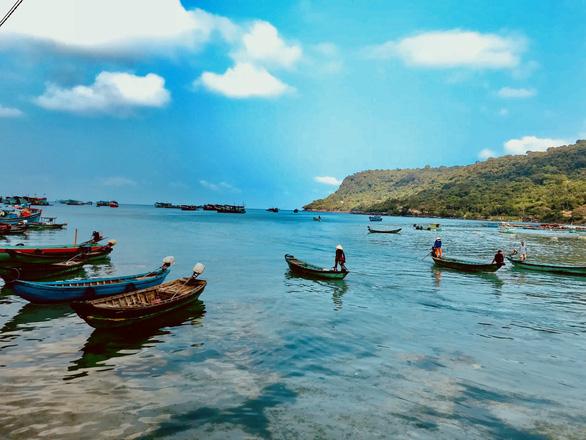 Không bút mực nào tả xiết vẻ đẹp của quần đảo Thổ Chu - Ảnh 2.