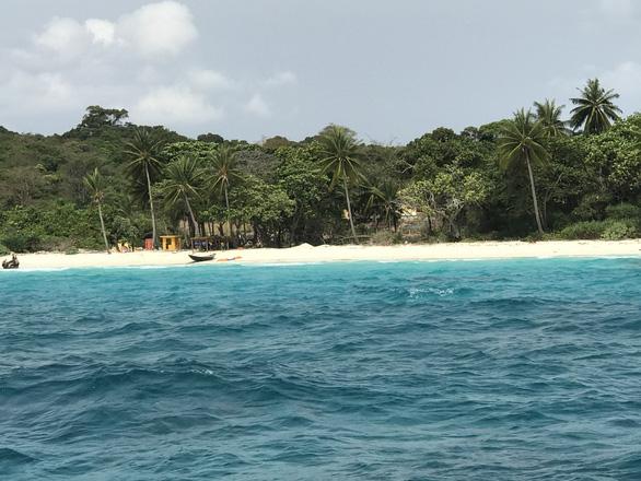 Không bút mực nào tả xiết vẻ đẹp của quần đảo Thổ Chu - Ảnh 4.