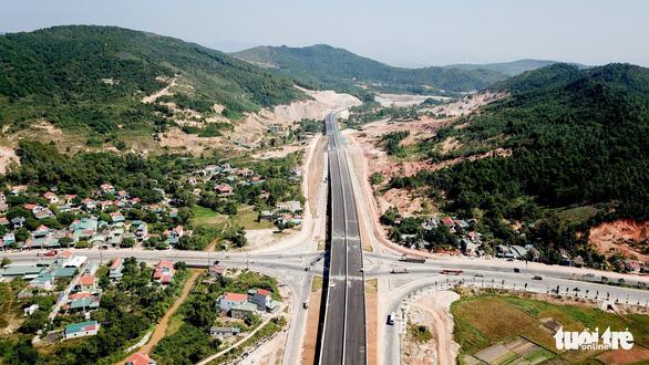 Đường cao tốc 12.000 tỉ giúp Hà Nội đi Vân Đồn chỉ còn 2,5 giờ - Ảnh 1.