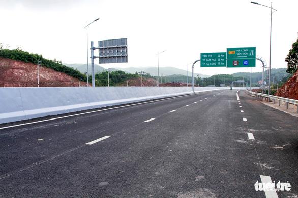 Đường cao tốc 12.000 tỉ giúp Hà Nội đi Vân Đồn chỉ còn 2,5 giờ - Ảnh 3.