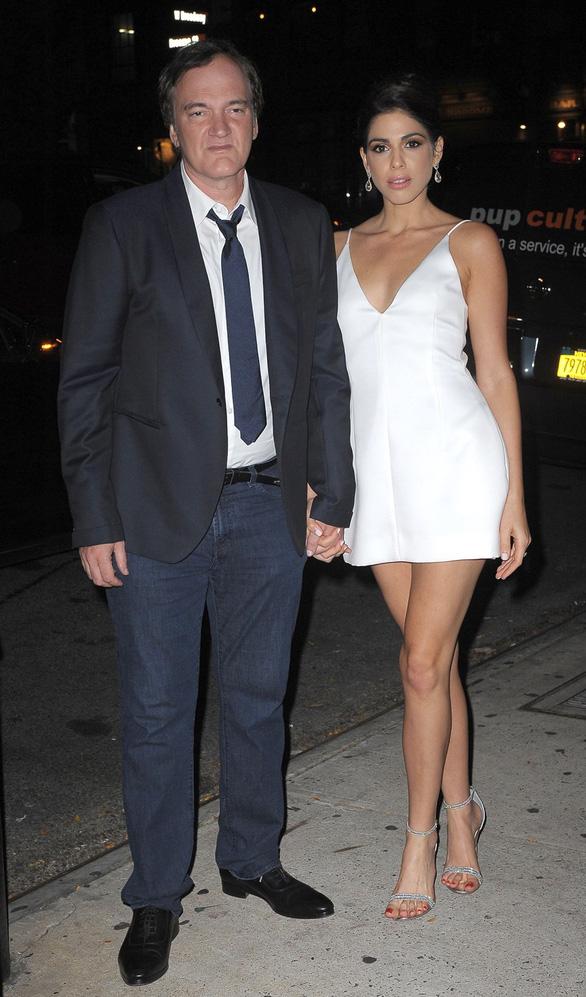 Quentin Tarantino kết hôn với người mẫu Israel - Ảnh 2.