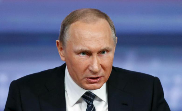 Tập đoàn Trump tặng căn penthouse 50 triệu USD cho ông Putin? - Ảnh 1.