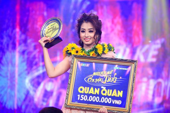 Thu Hằng giành ngôi quán quân Người kể chuyện tình mùa 2 - Ảnh 1.
