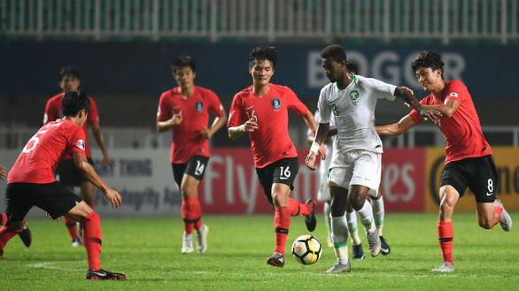Hạ Hàn Quốc, Saudi Arabia vô địch Giải U19 châu Á - Ảnh 3.