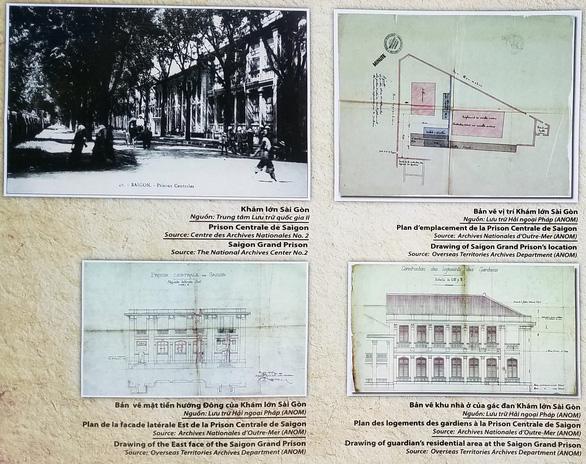 Ấn tượng về kiến trúc Pháp trên phố đi bộ Nguyễn Huệ - Ảnh 9.