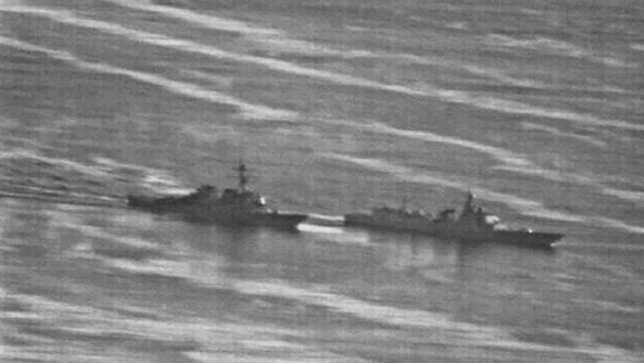Hải quân Mỹ tiết lộ 18 lần chạm trán không an toàn với Trung Quốc - Ảnh 1.