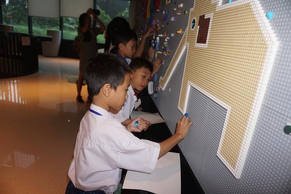 Một ngày của học trò Việt ở Google châu Á - Thái Bình Dương - Ảnh 3.