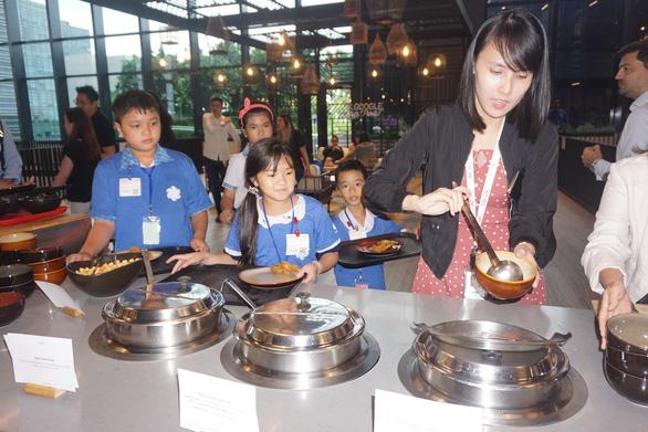 Một ngày của học trò Việt ở Google châu Á - Thái Bình Dương - Ảnh 5.
