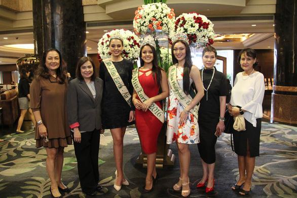 Hoa hậu Trái đất - Miss Earth - từng bị chỉ trích nhiều nhất - Ảnh 4.