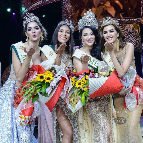 Hoa hậu Trái đất Phương Khánh xác nhận từng dao kéo để đẹp hơn - Ảnh 1.