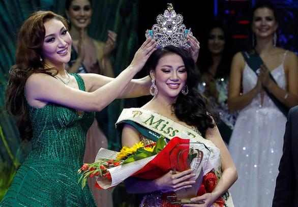 Hoa hậu Trái đất - Miss Earth - từng bị chỉ trích nhiều nhất - Ảnh 2.