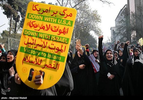 Iran tập trận bằng vũ khí tự làm - Ảnh 4.