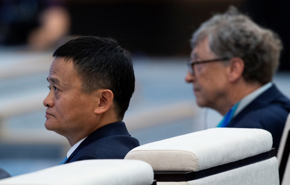 Lãnh đạo Alibaba: Chiến tranh thương mại là chuyện xuẩn ngốc nhất - Ảnh 4.
