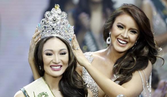 Hoa hậu Trái đất - Miss Earth - từng bị chỉ trích nhiều nhất - Ảnh 5.