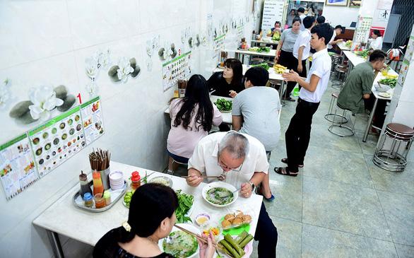 Cần nghiệp đoàn phở Việt để phát triển thương hiệu quốc gia - Ảnh 1.