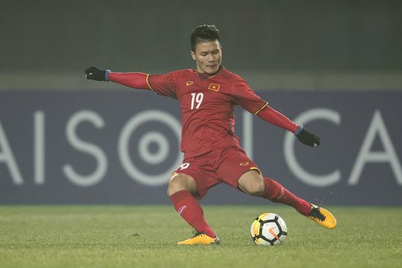 AFF Cup 2018: Quang Hải và những ngôi sao được kỳ vọng - Ảnh 1.