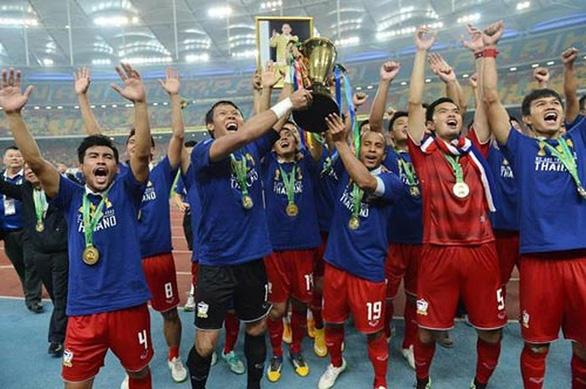 Lịch sử AFF Cup: Thái Lan thống trị, Indonesia kém may mắn - Ảnh 2.