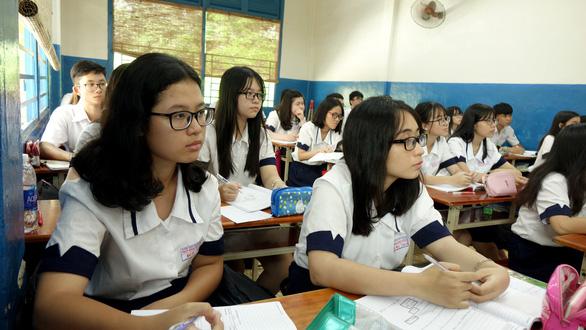 Học sinh nghiên cứu về… sợ học - Ảnh 3.