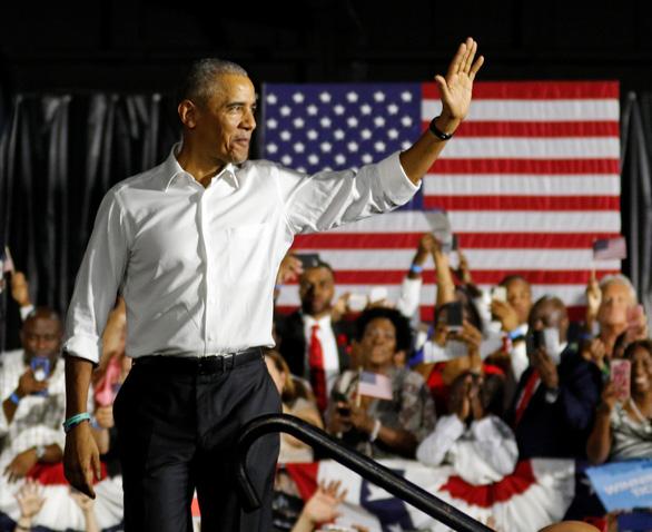 Nước Mỹ chia rẽ trước bầu cử giữa kỳ - Ảnh 2.