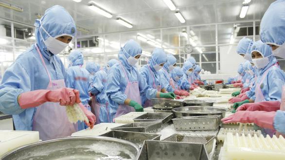 Ngành thủy sản muốn trở thành trung tâm chế biến, xuất khẩu top đầu thế giới? - Ảnh 1.