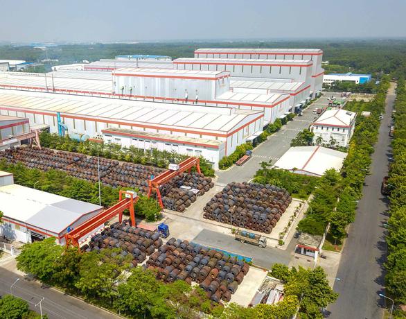 20 năm Công ty Cổ phần Tôn Đông Á: Hành trình chinh phục thị trường tôn, thép - Ảnh 1.