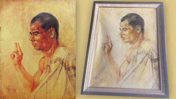 Nạn tranh giả và khi ta chỉ quen buôn nghệ thuật - Ảnh 1.
