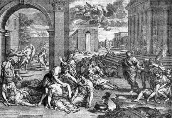 10 mối đe dọa rình rập khi sống trong thời Trung Cổ - Ảnh 2.