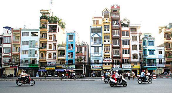 Dân đầu tư nhà phố gặp khó vì sức mua không mạnh - Ảnh 2.