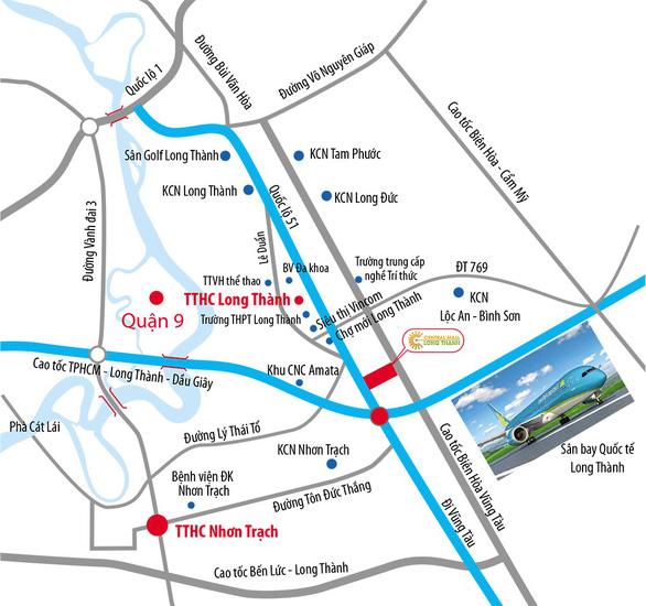 Những lợi thế đáng giá của Central Mall Long Thành - Ảnh 3.