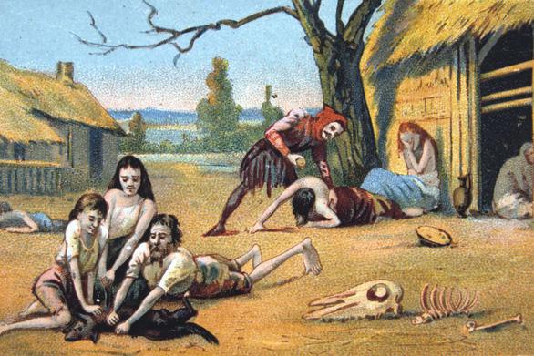 10 mối đe dọa rình rập khi sống trong thời Trung Cổ - Ảnh 5.