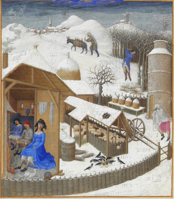 10 mối đe dọa rình rập khi sống trong thời Trung Cổ - Ảnh 8.