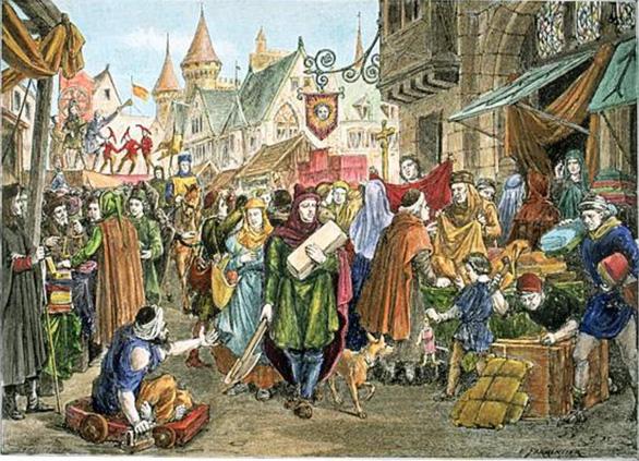 10 mối đe dọa rình rập khi sống trong thời Trung Cổ - Ảnh 10.