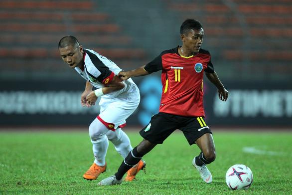 Đông Timor - ẩn số của AFF Cup 2018 - Ảnh 1.