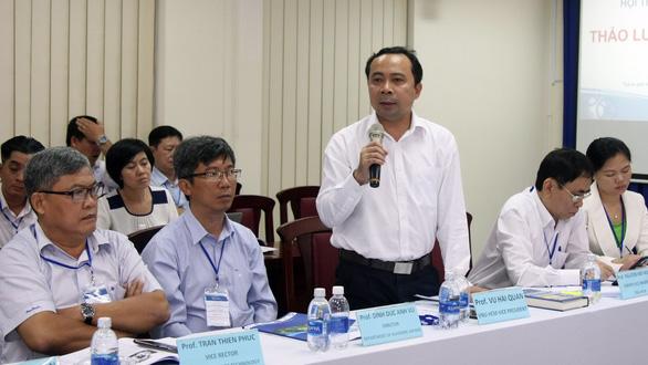 Giáo dục đại học 4.0: mô hình nào phù hợp với Việt Nam? - Ảnh 1.