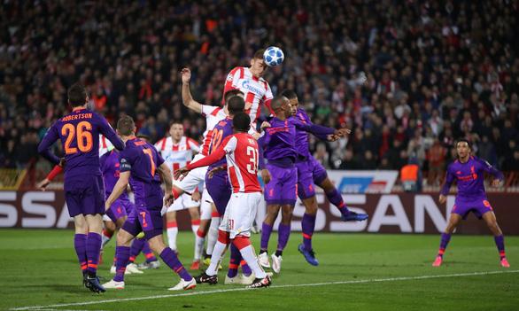 Thua sốc CLB của Serbia, Liverpool tự gây khó ở Champions League - Ảnh 2.