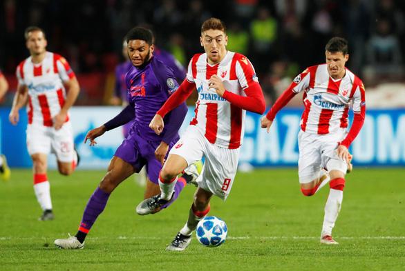 Thua sốc CLB của Serbia, Liverpool tự gây khó ở Champions League - Ảnh 5.