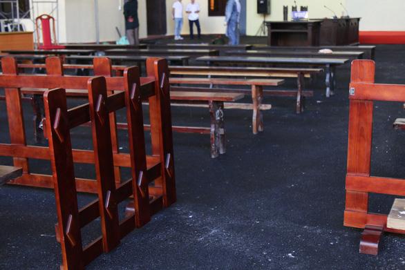 Phòng xử chứa 2.000 người cho phiên tòa 2 cựu tướng công an - Ảnh 5.