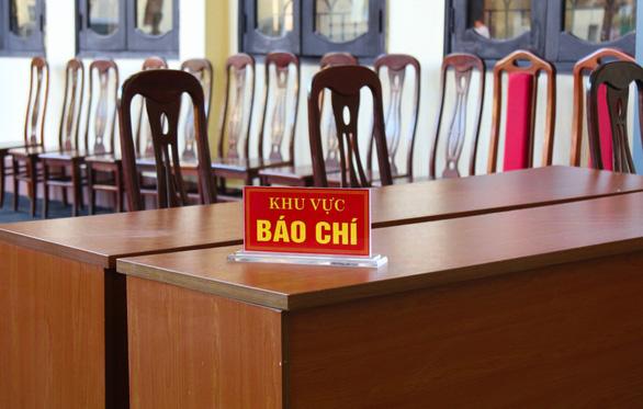 Phòng xử chứa 2.000 người cho phiên tòa 2 cựu tướng công an - Ảnh 10.