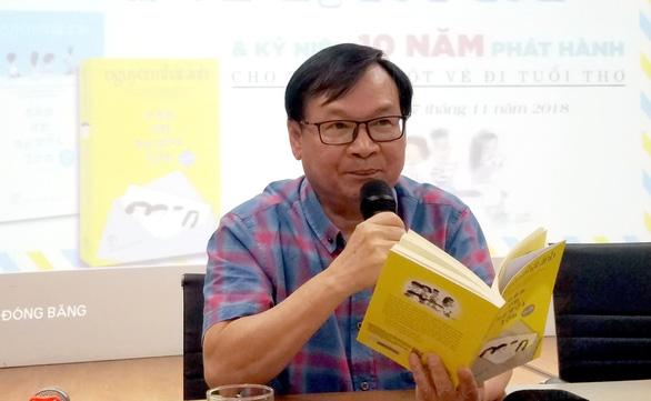 Cảm ơn người lớn của Nguyễn Nhật Ánh sẽ phát hành 150.000 bản - Ảnh 2.