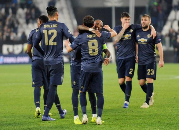 Manchester United ngược dòng hạ Juventus trong 4 phút cuối trận - Ảnh 1.