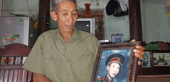 Liệt sĩ trở về sau 39 năm mất tích - Ảnh 1.