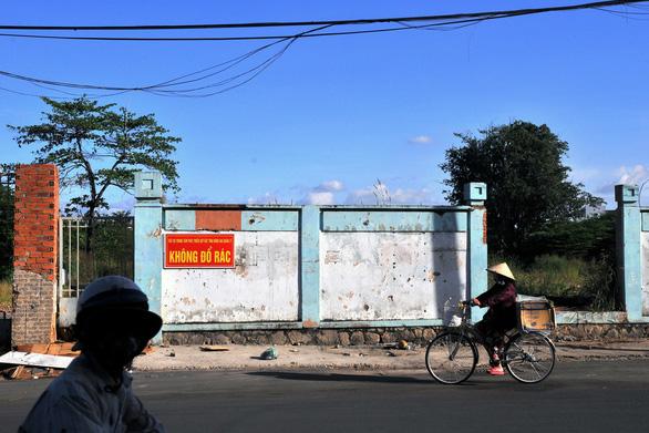 Bệnh viện, rạp hát cũ ở Biên Hòa vào bảng đất vàng đấu giá - Ảnh 1.